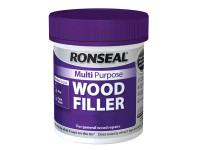 Ronseal RSLMPWFD250G Multi Purpose Wood Filler Tub Dark 250g