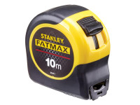 Stanley Tools STA033811 FatMax BladeArmor Tape 10m (Width 32mm) (Metric only)