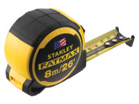 Stanley Tools STA036326 FatMax Next Generation Tape 8m/26ft (Width 32mm)