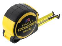 Stanley Tools STA036336 FatMax Next Generation Tape 10m/33ft (Width 32mm)