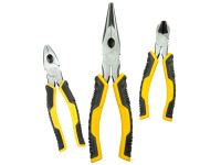 Stanley Tools STA075094 ControlGrip™ Pliers Set 3 Piece