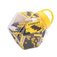 Stanley Tools STA147324 Mini Fine Tip Marker Black