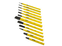 Stanley Tools STA418299 Punch & Chisel Set 12 Piece