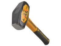 Roughneck ROU65608 Club Hammer Fibreglass Handle 1.4kg (3lb) | Toolden