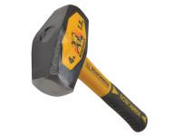 Roughneck ROU65610 Club Hammer Fibreglass Handle 1.8kg (4lb) | Toolden