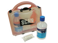 Scan SCAFAKEYE Eye Wash Station