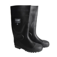 Scan SCAFWWELL12 Safety Wellingtons UK 12 Euro 47
