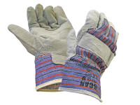 Scan SCAGLORIG Rigger Gloves - Large