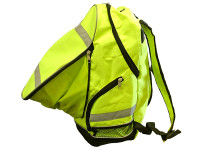 Scan SCAWWBACKPKY Hi-Vis Yellow Backpack