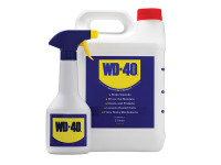 WD-40 Multi-Use Maintenance & Spray Bottle 5 litre | Toolden