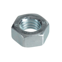 ForgeFix FORFPNUT8 Hexagonal Nuts & Washers ZP M8 Forge Pack 16