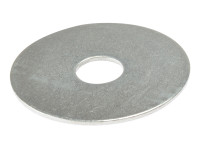 Flat Mudguard Washers ZP M10 x 50mm Bag 10 | Toolden