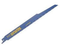 Sabre Saw Blade Nail Embedded Wood 956R 225mm Pack of 2 | Toolden