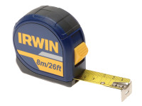 Standard Pocket Tape 8m/26ft (Width 25mm) Carded | Toolden
