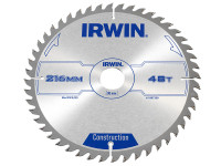 General Purpose Table & Mitre Saw Blade 216 x 30mm x 48T ATB | Toolden