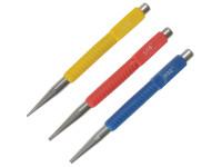 BlueSpot Tools B/S22445 Nail Punch Set 3 Piece | Toolden