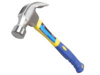 BlueSpot Tools B/S26147 Claw Hammer Fibreglass Shaft 570g (20oz) | Toolden