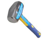 BlueSpot Tools B/S26200 Club Hammer Fibreglass Handle 1.13kg (2.1/2lb)   Toolden