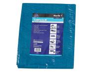 BlueSpot Tools B/S45922 Tarpaulin 1.9 x 2.9m (6 x 9ft) | Toolden