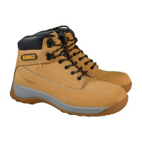 DeWalt DEWAPPRENT11 Apprentice Hiker Wheat Nubuck Boots UK 11 Euro 45  | Toolden