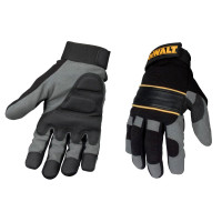 DeWalt DEWDWGPTG Power Tool Gel Gloves Black / Grey DPG33L