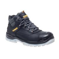 DeWalt DEWLASER8 Laser Safety Hiker Black Boots UK 8 Euro 42