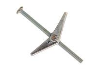 Rawlplug RAW94371 Spring Toggle M5 x 80mm Pack of 6   Toolden