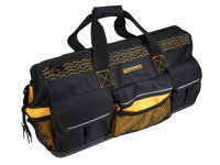 Roughneck Clothing RNKWMTB24 Wide Mouth Tool Bag 24in | Toolden