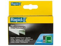 Rapid RPD14010 140/10 10mm Galvanised Staples Box 2000 | Toolden