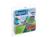 Rapid RPDVR22GA215 VR22 Fence Hog Rings Pack 215 Galvanised | Toolden