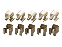 Teng TENALU12 1/2in Socket Clips Pack of 10 | Toolden