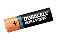Duracell DURAAK4UM3 AA Cell Ultra Power LR6/HP7 Batteries (Pack 4) | Toolden