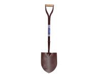 Faithfull FAIASSR All-Steel Shovel Round Mouth Size 2 MYD | Toolden