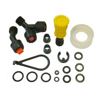 Faithfull FAISPRAY16K Service Kit For Spray 16  | Toolden