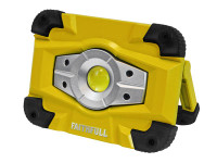 Faithfull Power Plus FPPSLFF10WR Faithfull Rechargeable Worklight with Magnetic Base 10W | Toolden