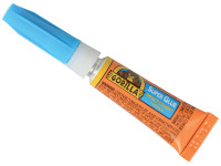 Gorilla Glue GRGGSG3 Gorilla Super Glue 3g | Toolden