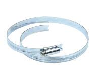 Jubilee JUB105 10.1/2in Zinc Protected Hose Clip 235 - 267mm (9.1/4 - 10.1/2in)