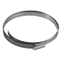 Jubilee JUB125 12.1/2in Zinc Protected Hose Clip 286 - 318mm (11.1/4 - 12.1/2in) | Toolden