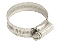Jubilee JUB1ASS 1A Stainless Steel Hose Clip 22 - 30mm (7/8 - 1.1/8in)