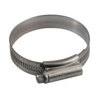 Jubilee JUB2SS 2 Stainless Steel Hose Clip 40 - 55mm (1.5/8 - 2.1/8in)  | Toolden