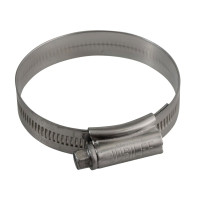 Jubilee JUB2XSS 2X Stainless Steel Hose Clip 45 - 60mm (1.3/4 - 2.3/8in) | Toolden
