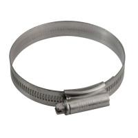 Jubilee JUB3SS 3 Stainless Steel Hose Clip 55 - 70mm (2.1/8 - 2.3/4in)  | Toolden