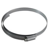 Jubilee JUB85 8.1/2in Zinc Protected Hose Clip 184 - 216mm (7.1/4 - 8.1/2in)  | Toolden