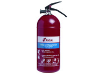 Kidde KIDKSPD2G Fire Extinguisher Multipurpose 2.0kg ABC | Toolden