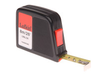 Crescent Lufkin LUFYU838 YU838CME Unilok Pocket Tape 8m/26ft (Width 19mm)