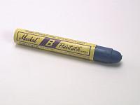 Markal MKLBBLUE Paintstik Cold Surface Marker Blue   Toolden