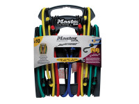 Master Lock MLK3043E Twin Wire Bungee Organiser 10 Piece | Toolden