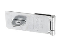 ABUS Mechanical ABU200115SC 200/115 Hasp & Staple Carded 115mm   Toolden
