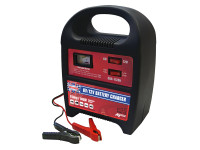 Faithfull Power Plus FPPAUBC8AMP Vehicle Battery Charger 9-112Ah 8 amp | Toolden