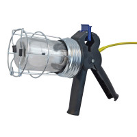 Faithfull Power Plus FPPSLGRIPLEL Heavy-Duty Inspection Lamp 110V    Toolden